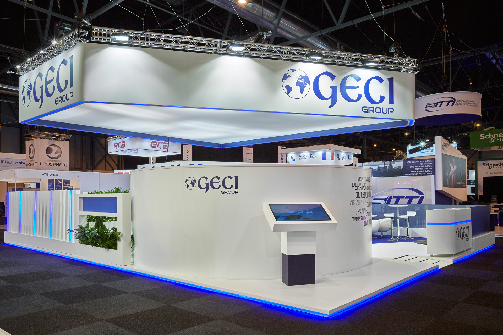 Expo Exhibition Stands Election : Custom exhibition designer in mumbai for toa