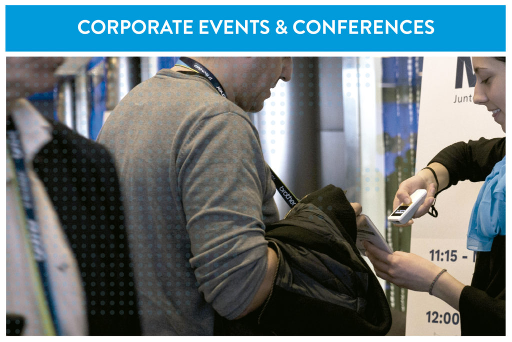 Corporate Events & Conferences with PRO EXPO