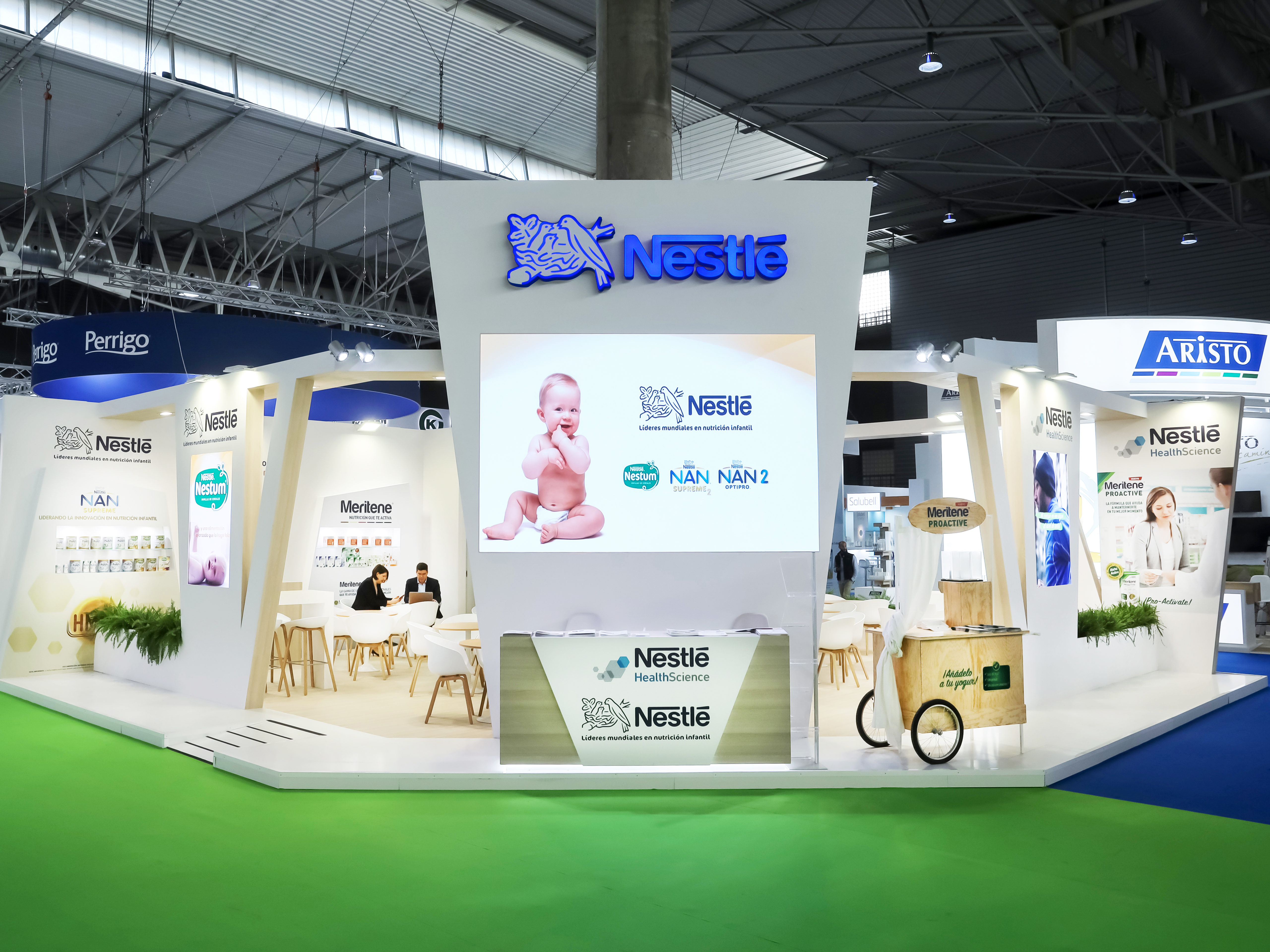 Marketing Exhibition Stand By Me : Exhibition beginner s guide part u briefing an exhibition stand