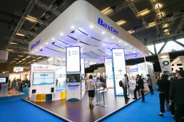 exhibition stand Baxter