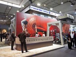 exhibition stand Van De Wiele