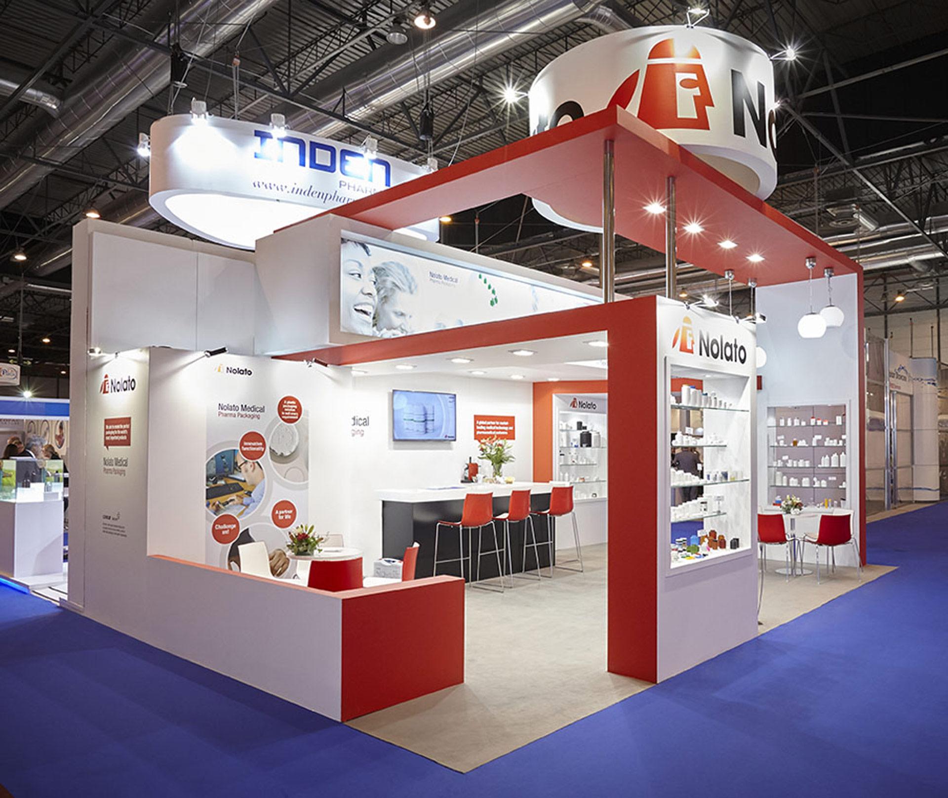 Sai Life Cphi 2019 Frankfurt Pro Expo Exhibition Stand