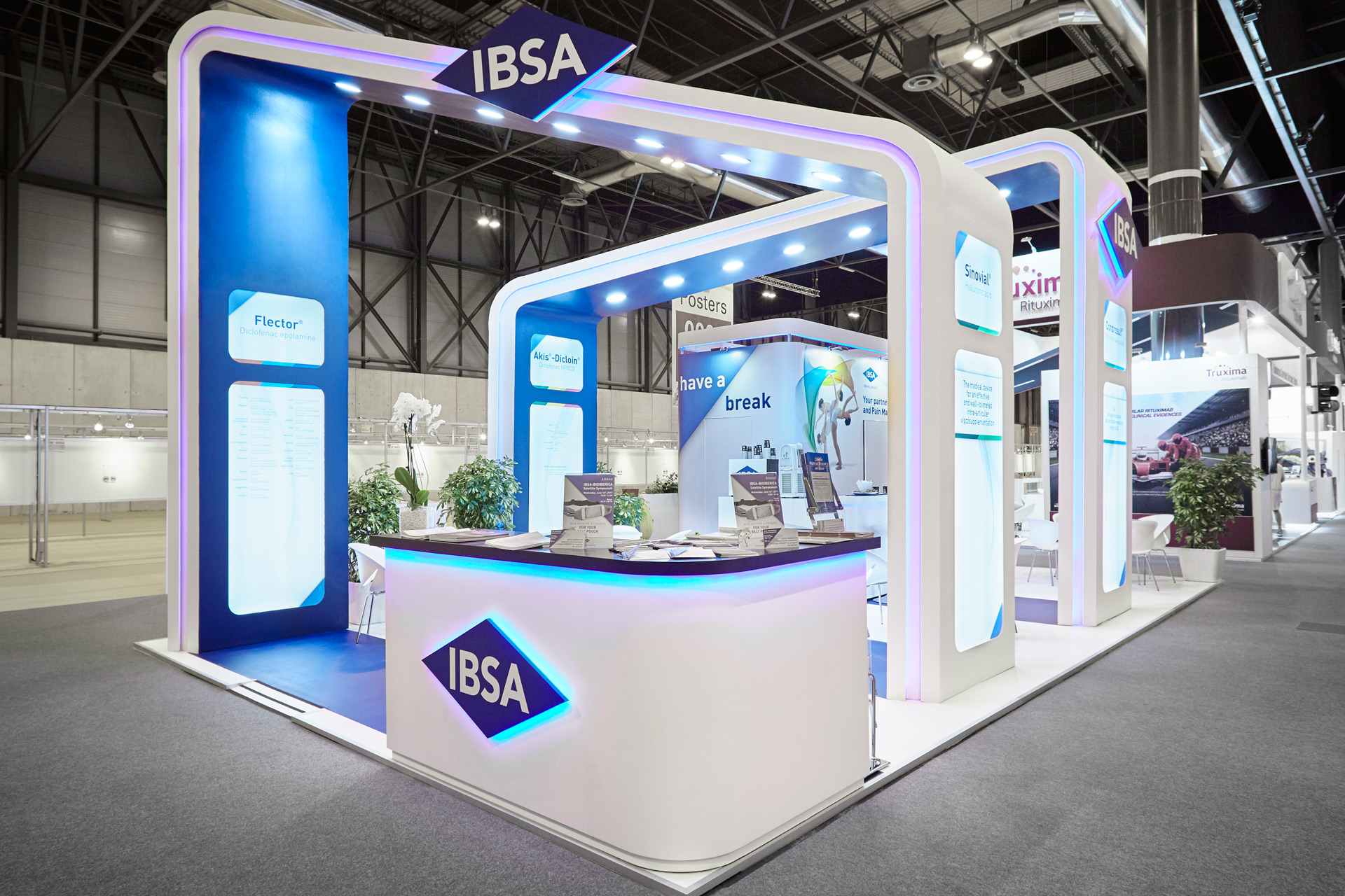 Expo Exhibition Stands Jojo : Ibsa eular madrid pro expo exhibition stand