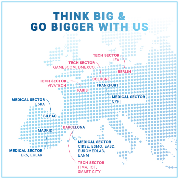 Think Big & Go Bigger with us in 2019 and 2020