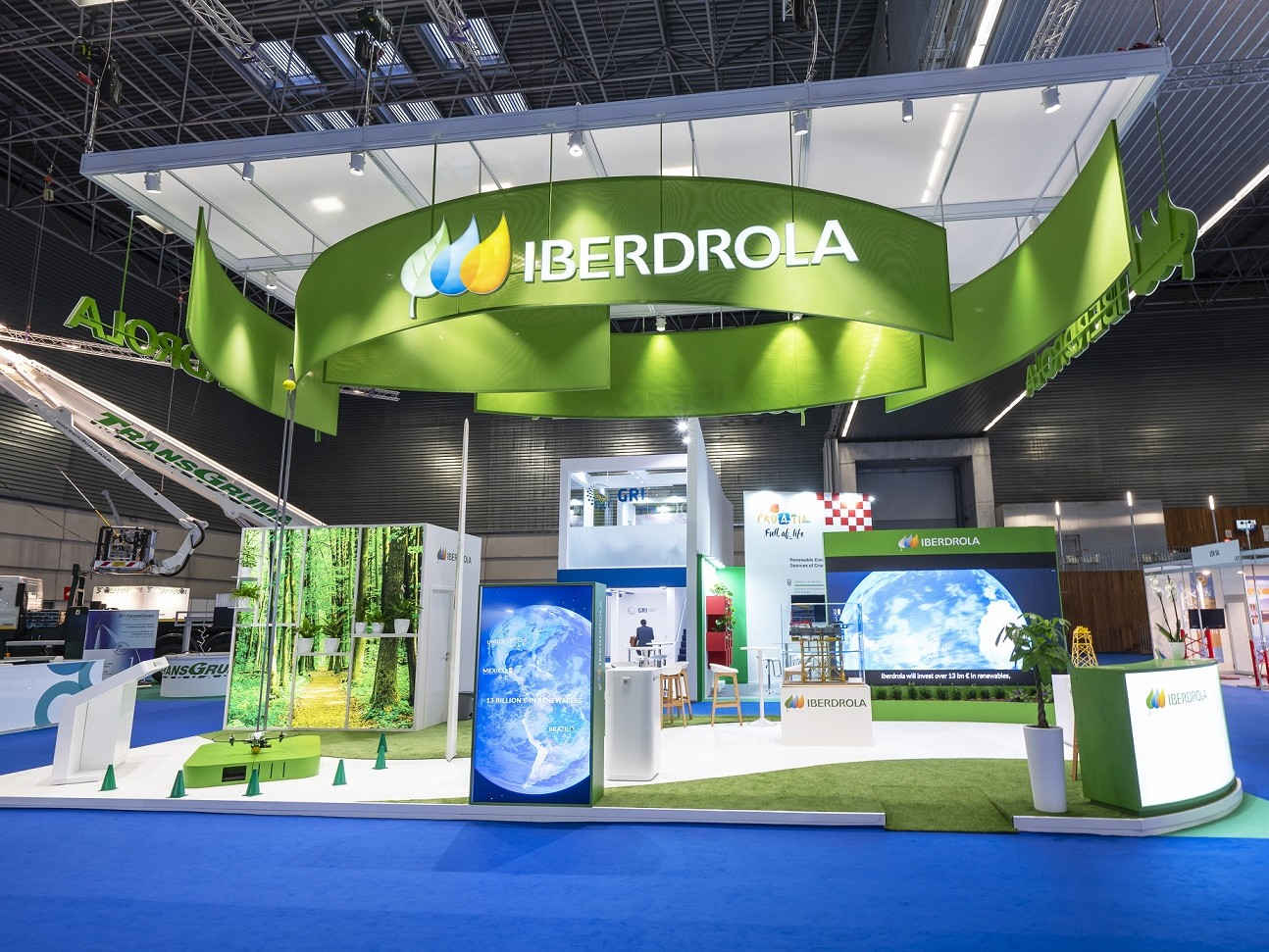 Exhibition Stand Design Tender : Exhibition stand design and building barcelona pro expo