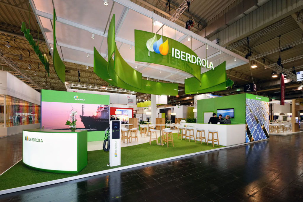IBERDROLA at E-WORLD 2020 ESSEN
